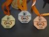 Medalha em Aço, Latão e Cobre